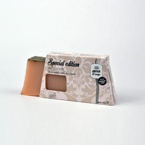 Σαπούνι για υγεία και αναζωογόνηση με ζεόλιθο, γανόδερμα